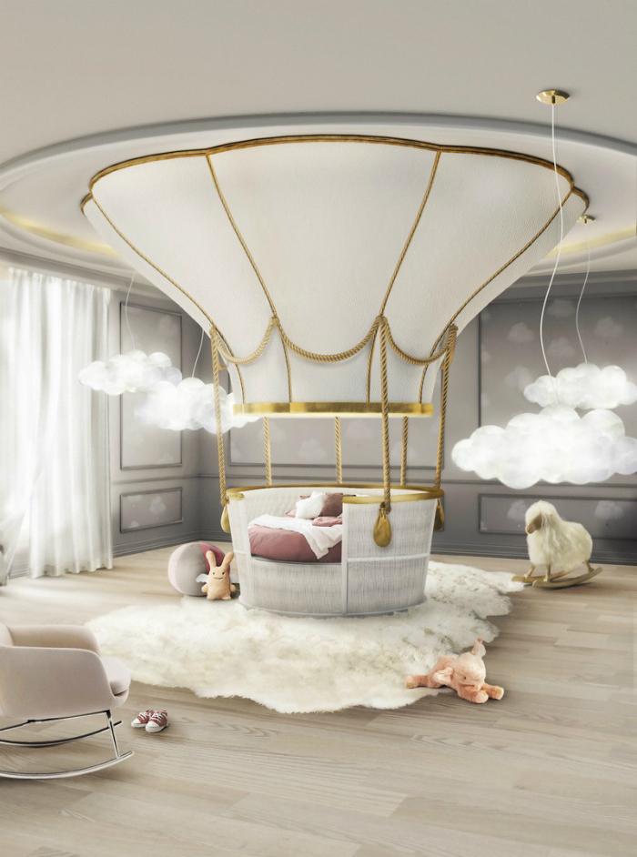 INCREDIBILI Idee di Design per Cameretta Bambini | Spazi di Lusso