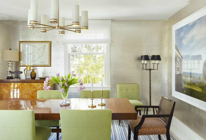 sala da pranzo ispirazioni di interior design Ispirazioni di Interior Design - Una Sala Da Pranzo Elegante dining room