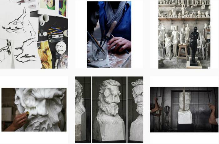 kevinfrancisgraystudio profili d'instagram Ispirazione Di Design- I Nostri Preferiti Profili d'Instagram kevinfrancisgraystudio