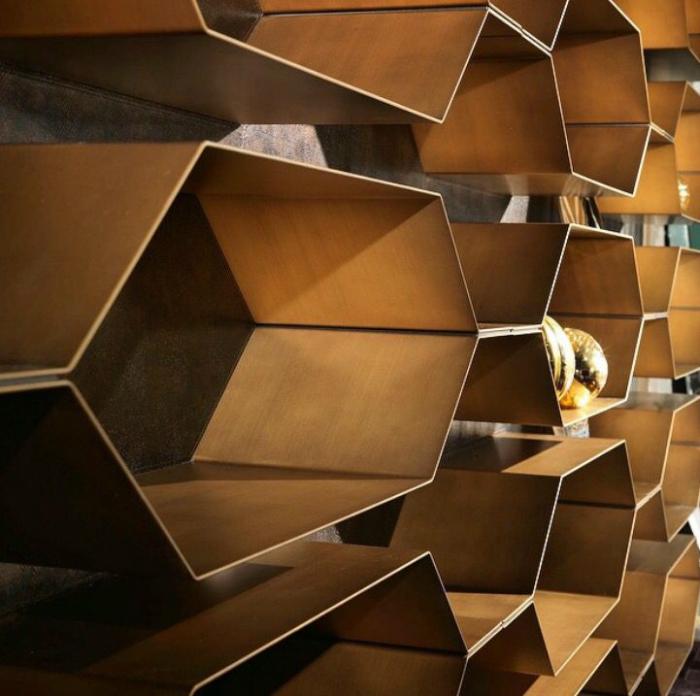 mobili-legno-inserti-metallo-design-d'interni Mobili In Legno Mobili In Legno Con Inserti In Metallo mobili legno inserti metallo design dinterni