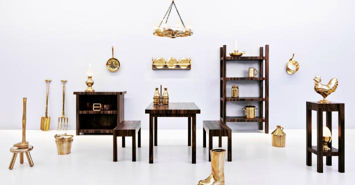 mobili-legno-inserti-metallo-tavoli Mobili In Legno Mobili In Legno Con Inserti In Metallo mobili legno inserti metallo tavoli