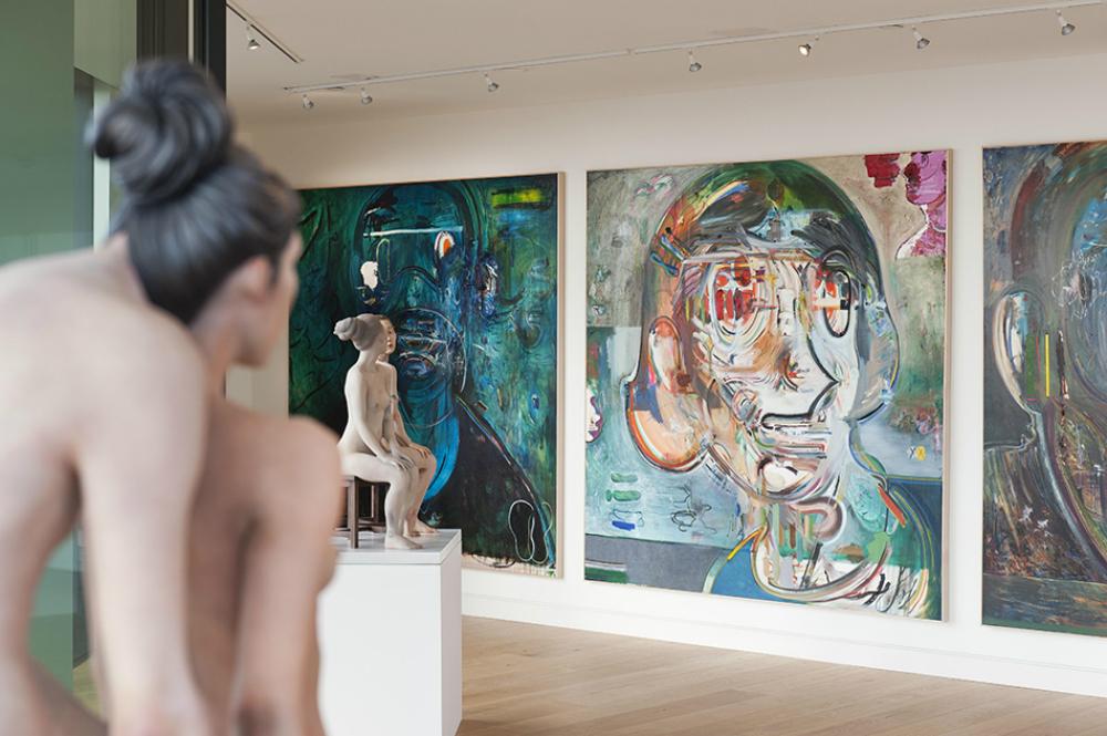 Galleria D'Arte Choi Xoo Ang Presenta Una Galleria D'Arte Differente HouseoftheNobleman43rs