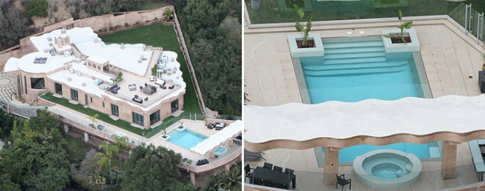 le-piu-belle-piscine-dei-vip-rihanna Le Piú Belle Piscine Le Piú Belle Piscine dei Vip le piu belle piscine dei vip 4