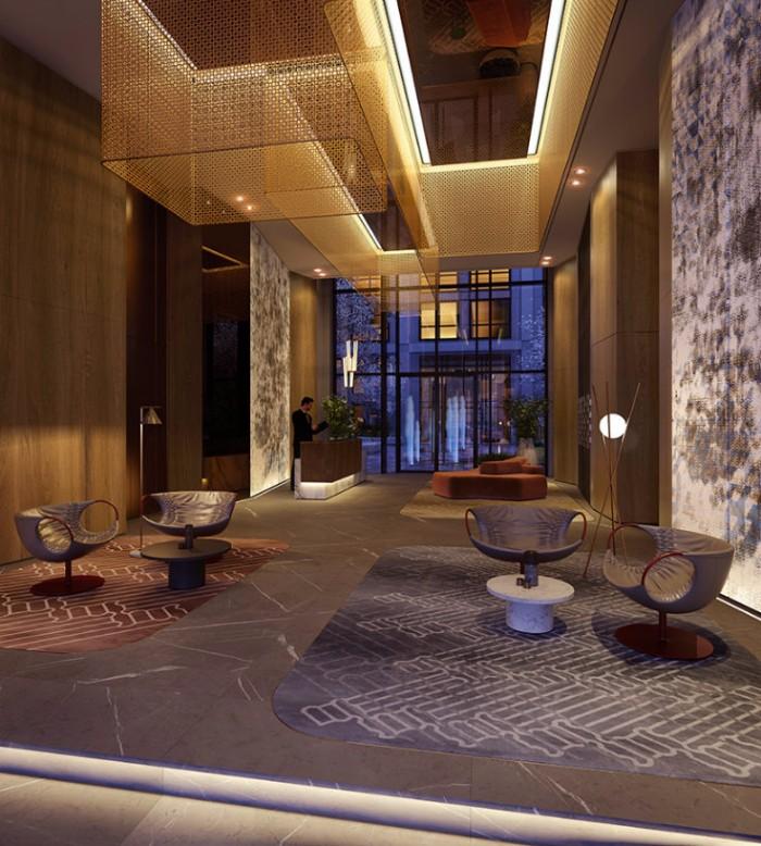 Stile E Interior Design Italiani A Londra: PATRICIA URQUIOLA: Il Primo Progetto Di Interior Design A