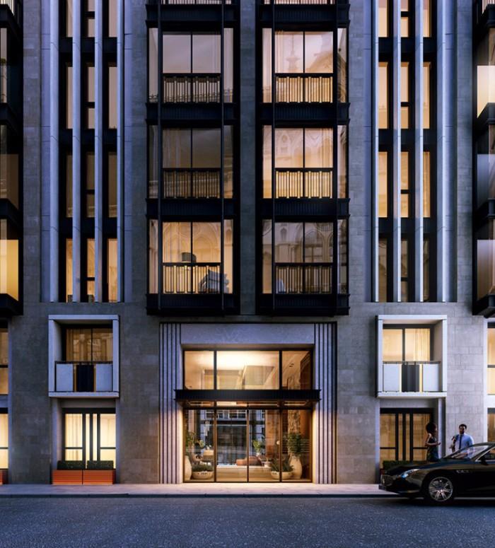 PATRICIA URQUIOLA: il primo progetto di interior design a Londra primo progetto di interior design a Londra PATRICIA URQUIOLA: il primo progetto di interior design a Londra 6 1