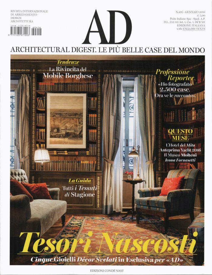 Le migliori riviste statunitensi di architettura e design for Riviste design interni