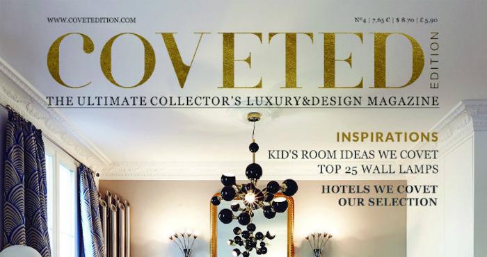 Le migliori riviste statunitensi di architettura e design architettura e design Le migliori riviste statunitensi di architettura e design COVETED CAPA