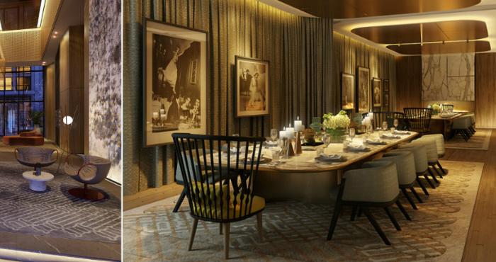 PATRICIA URQUIOLA: il primo progetto di interior design a Londra primo progetto di interior design a Londra PATRICIA URQUIOLA: il primo progetto di interior design a Londra copertina 3