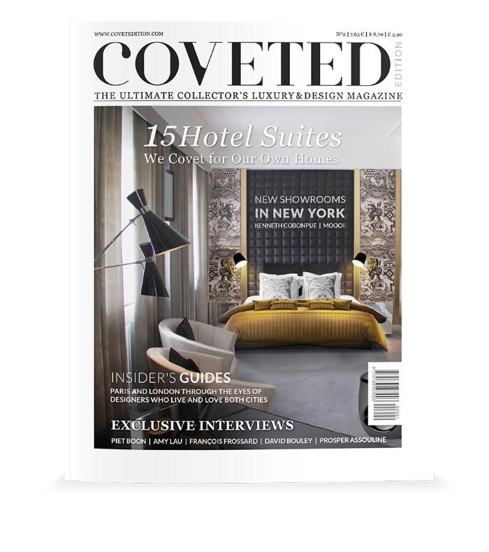 Le migliori riviste statunitensi di architettura e design architettura e design Le migliori riviste statunitensi di architettura e design covet edition magazine second edition 06