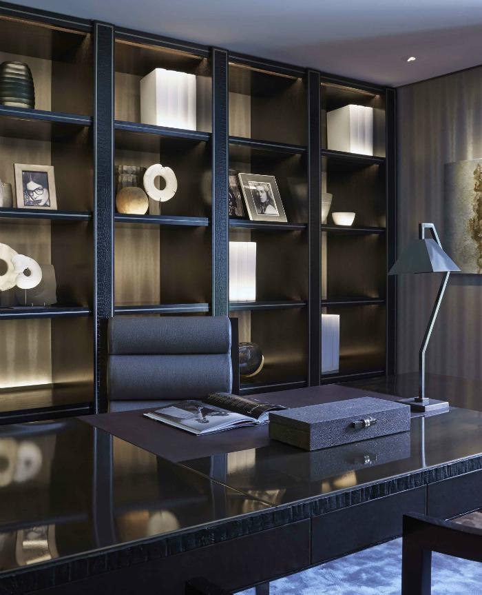 studio moderno perfetto 5 idee arredo per uno studio moderno perfetto grigio
