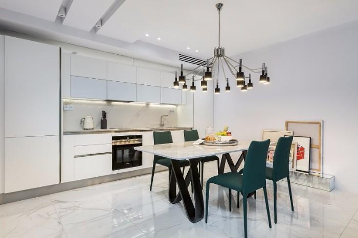 appartamento eclettico e moderno Belle Nouvelle – Un appartamento eclettico e moderno a Parigi 6 1