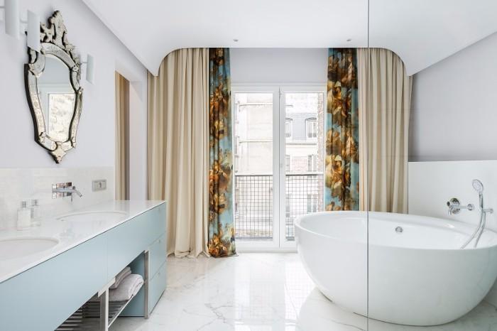 Belle Nouvelle – Un appartamento eclettico e moderno a Parigi appartamento eclettico e moderno Belle Nouvelle – Un appartamento eclettico e moderno a Parigi 9 1