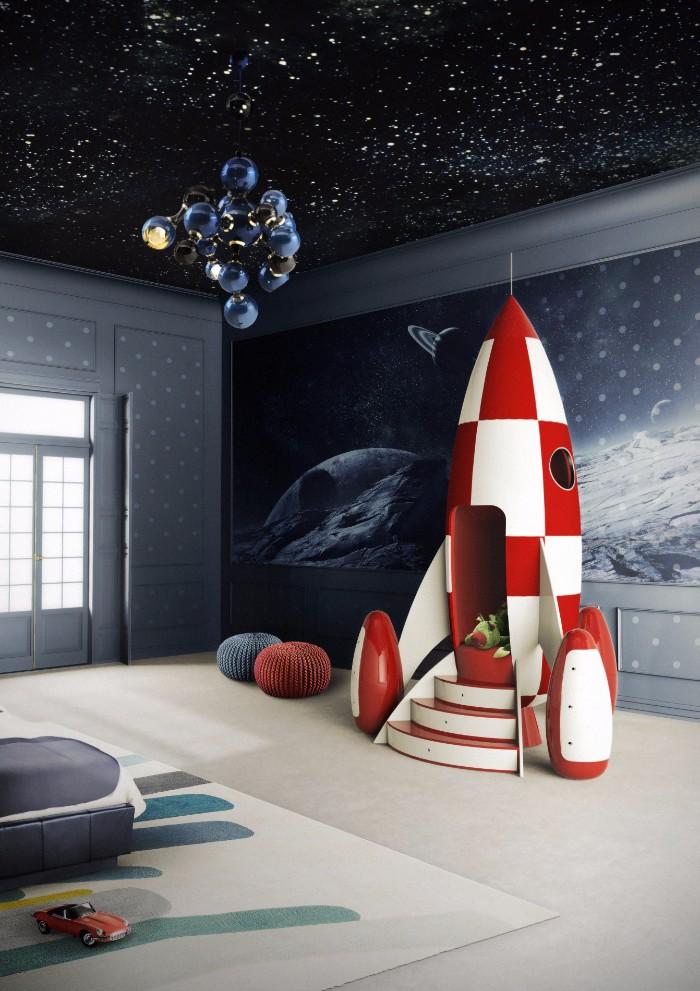 La top 5 delle camerette per bambini top 5 delle camerette per bambini La top 5 delle camerette per bambini Atomic blue