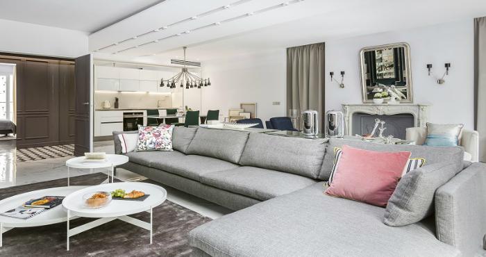 Belle Nouvelle – Un appartamento eclettico e moderno a Parigi