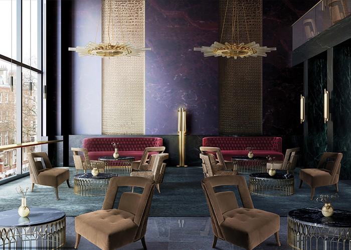 25 idee d arredamento per hotel page 14 spazi di lusso for Arredamento hotel lusso