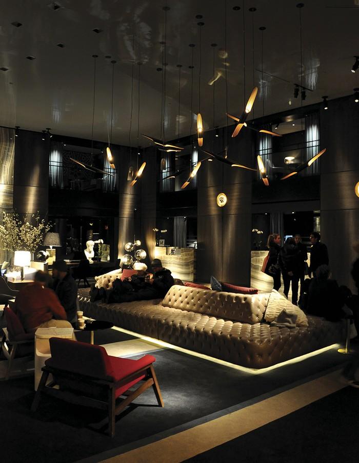 25 idee d arredamento per hotel spazi di lusso page 16 for Arredamento hotel lusso