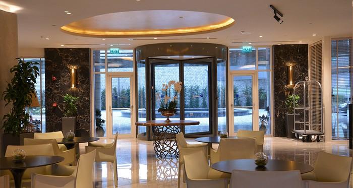 25 idee d arredamento per hotel spazi di lusso page 6 for Arredamento hotel lusso
