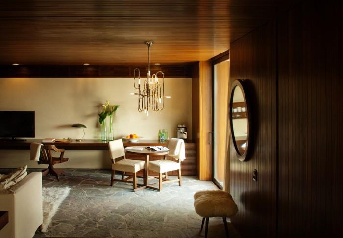 25 idee per la vostra sala da pranzo moderna spazi di lusso page 25 - Lampadario sala da pranzo moderna ...
