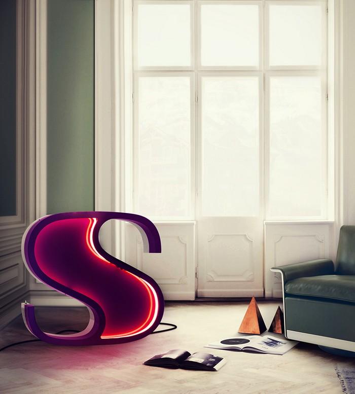 sdm-19 ispirazione italiana dell'arredamento Salone del Mobile di Milano: l'ispirazione italiana dell'arredamento 25 lettere luminose vintage 16