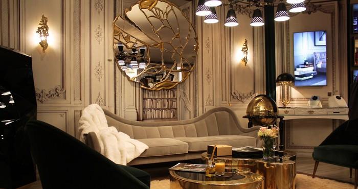 La top 5 dei brand di arredamento di lusso al salone del for Arredamento lussuoso