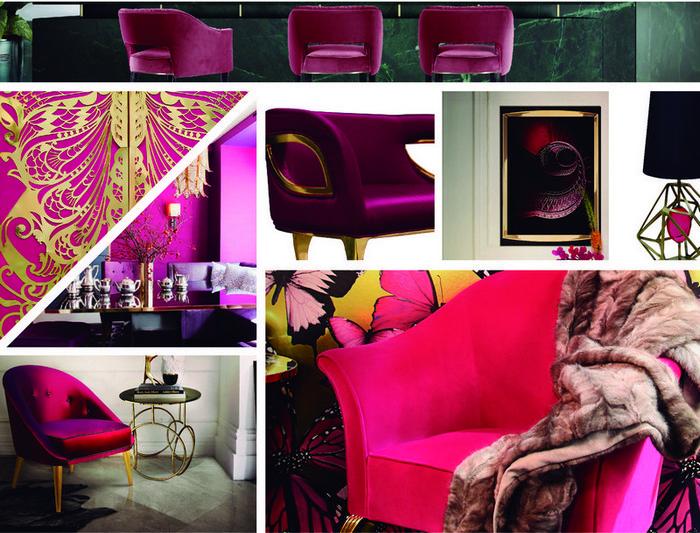 le migliori scelte per il tuo progetto di design-8 colori per interni Colori per interni 2017: le migliori scelte per il tuo progetto Pink 01