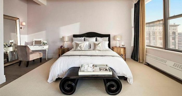 Le camere da letto delle celebrità | Spazi di Lusso