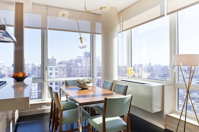 Come illuminare il soggiorno lampade da terra moderne spazi di lusso - Lampade moderne per soggiorno ...