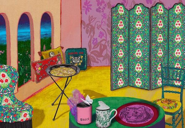 Casa fai da te le proposte di Gucci 2 casa fai da te Casa fai da te: le proposte di Gucci Casa fai da te le proposte di Gucci 2 1