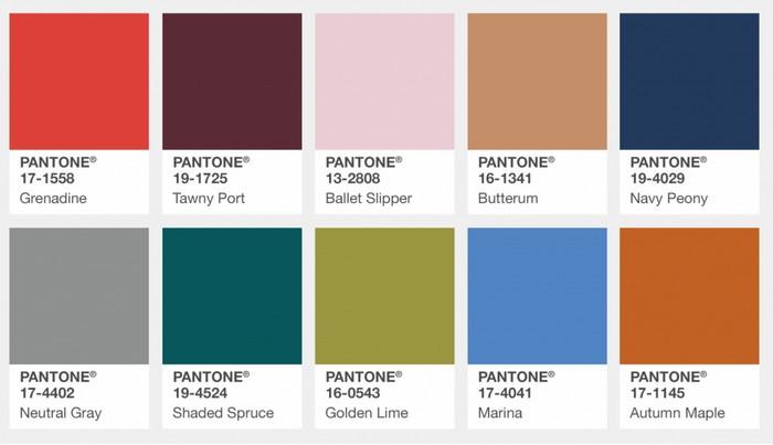 Colori invernali dalla moda all'arredamento colori invernali Colori invernali: dalla moda all'arredamento Colori invernali dalla moda allarredamento 2
