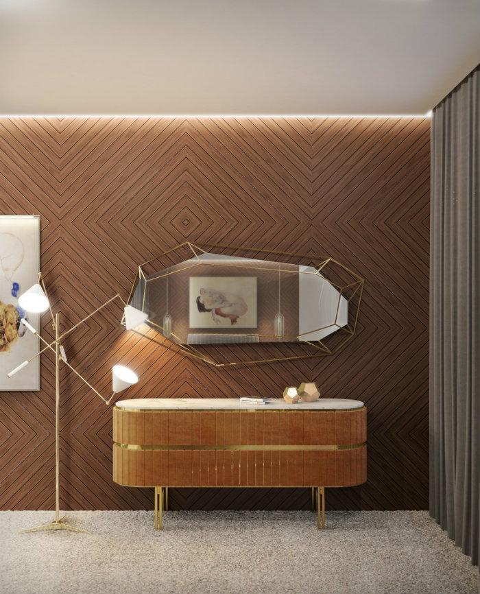 Idee per la casa: illuminazione anni '50 illuminazione anni '50 Idee per la casa: illuminazione anni '50 Come decorare una parete scura