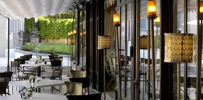 design Comfort e design retrò nelle stanze del Villa Cora Comfort e design retro   nelle stanze del Villa Cora