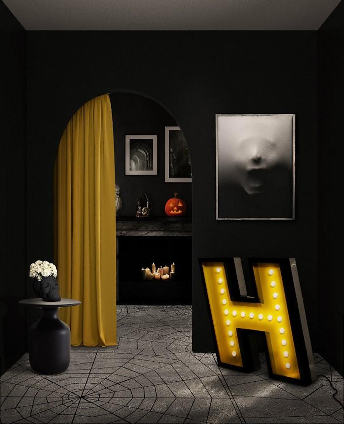 Decorazioni per Halloween ecco alcune idee decorazioni per halloween Decorazioni per Halloween: ecco alcune idee Decorazioni per Halloween ecco alcune idee 1
