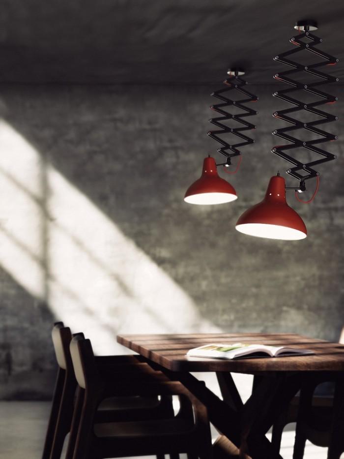 Diana il lampadario industriale che fa per te lampadario industriale Diana: il lampadario industriale che fa per te Diana il lampadario industriale che fa per te 5