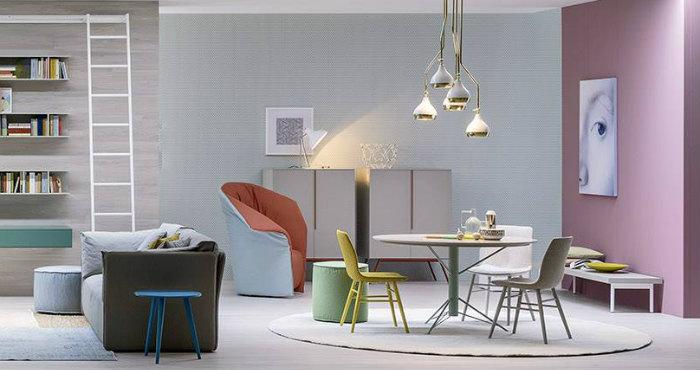 Le novità su Pinterest colori pastello e lampade originali