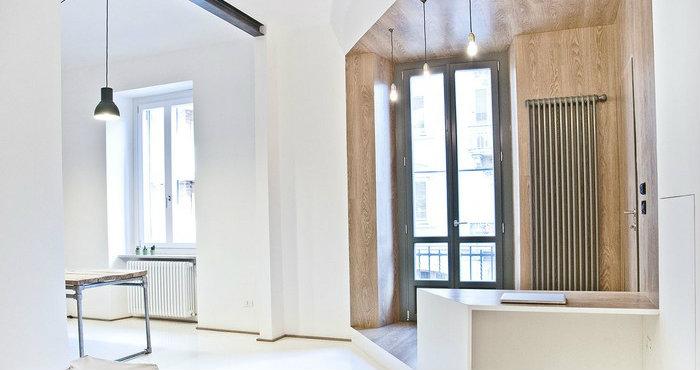 R3Architetti ristruttura un trilocale al centro di Torino