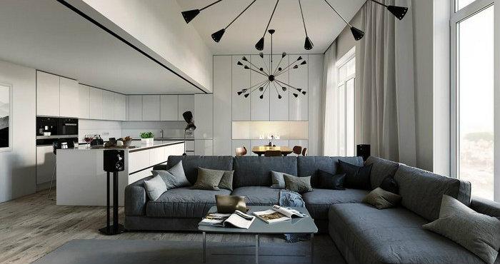 Idee per la casa: illuminazione anni '50
