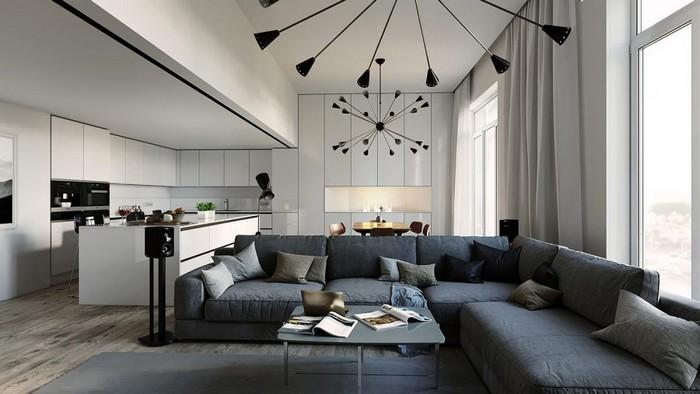 Un tocco vintage per la tua sala da pranzo moderna spazi di lusso - Stanza da pranzo moderna ...