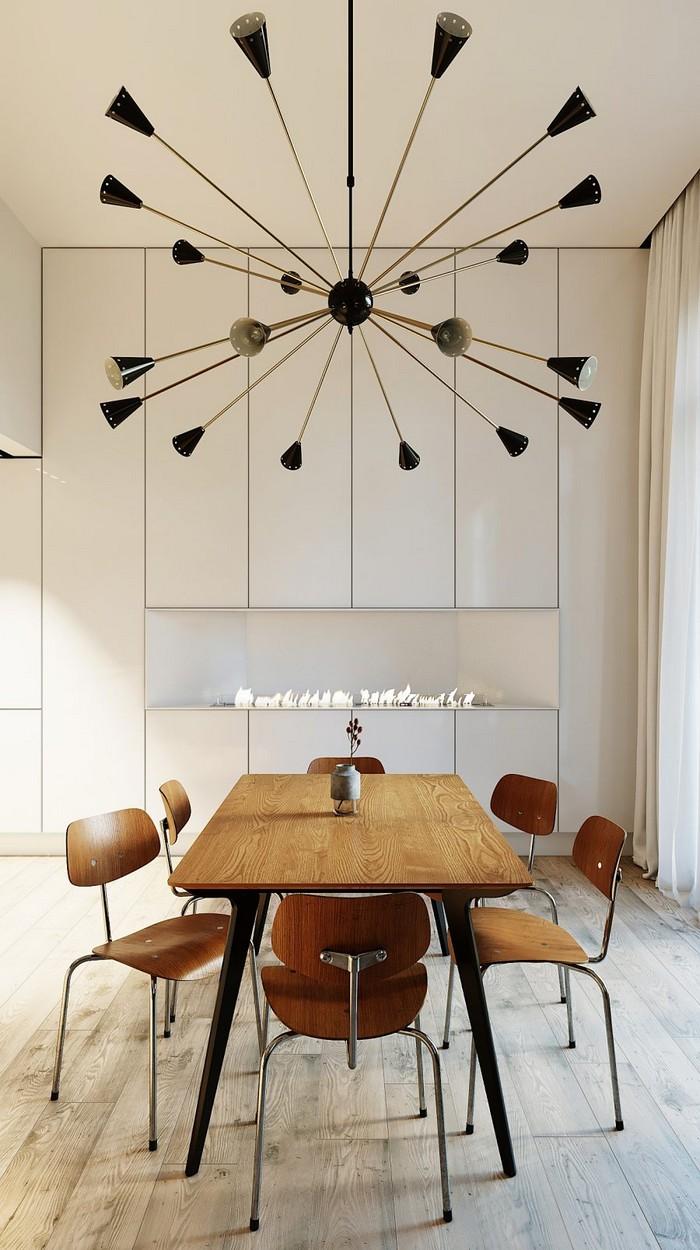 Un tocco vintage per la tua sala da pranzo moderna | Spazi di Lusso