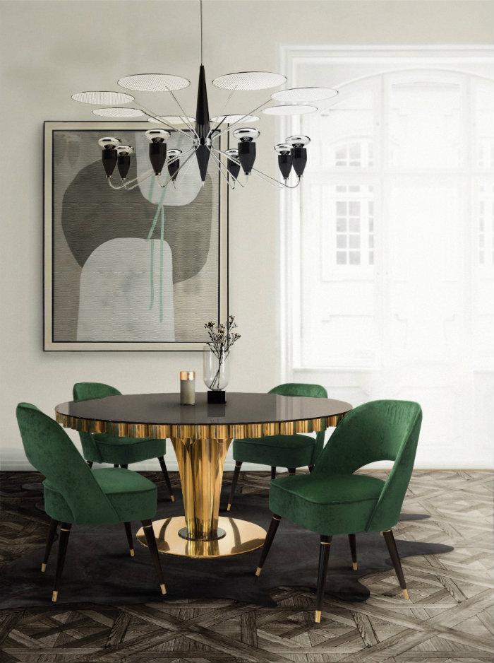 anni '50 Il colore trend del 2018: arredi verde per la tua casa anni '50 il colore trend del 2018