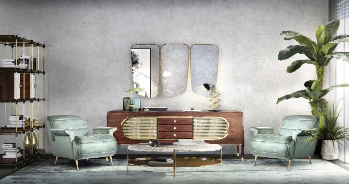 per ottenere una perfetta casa vintage