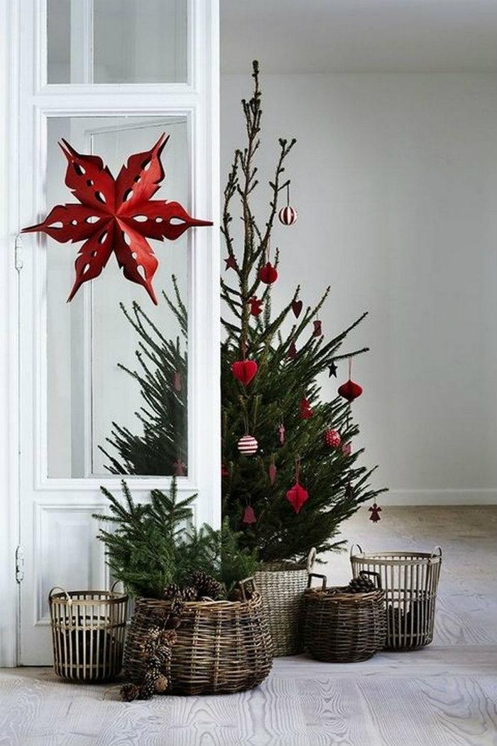 It's Christmas time.alberi di natale in stile scandinavo.6 stile scandinavo It's Christmas time: alberi di natale in stile scandinavo Its Christmas time