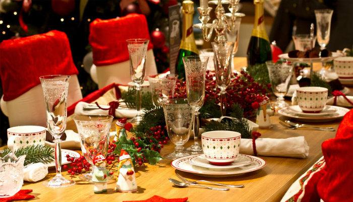 Le migliori sale da pranzo natalizie.5 sale da pranzo natalizie Le migliori sale da pranzo natalizie Le ligliori sale da pranzo natalizie