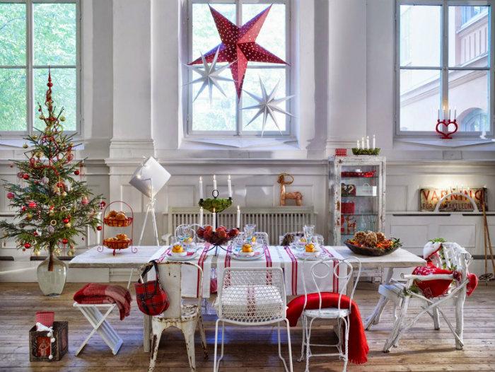 Le migliori sale da pranzo natalizie.4 sale da pranzo natalizie Le migliori sale da pranzo natalizie Le migliori sale da pranzo natalizie