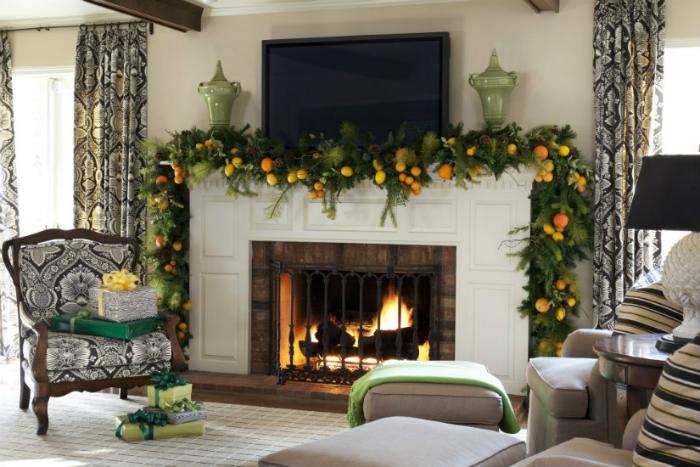 Intro: Un arredamento natalizio in compagnia della propria famiglia arredamento natalizio Accogliente arredamento per un natale in famiglia 1449086663 tobis christmas decor 011 1