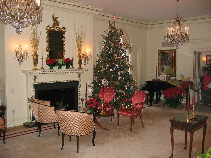 arredamento natalizio Accogliente arredamento per un natale in famiglia 800px Governors Living Room