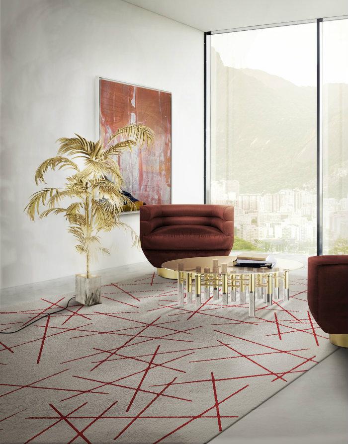 I più bei tappeti per arredare il tuo soggiorno | Spazi di Lusso