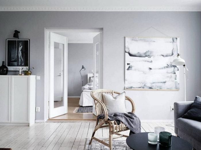Idee per un soggiorno scandinavo | Spazi di Lusso
