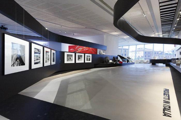 L'Italia di Zaha Hadid in mostra al museo MAXXI.6 mostra al museo maxxi L'Italia di Zaha Hadid in mostra al museo MAXXI LItalia di Zaha Hadid in mostra al museo MAXXI