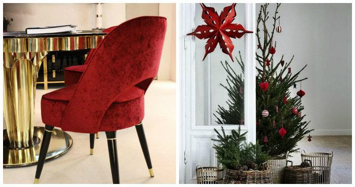 Le migliori sedie rosse per questo natale
