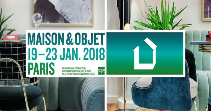 Maison et Objet 2018-arredi e illuminazioni da non perdere